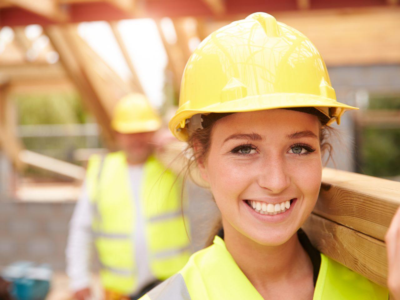 femmes, La place des femmes en construction, Construction Richelieu